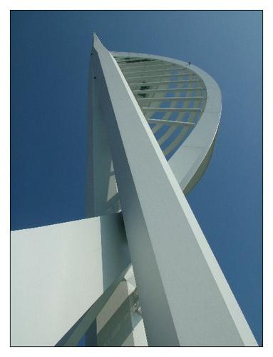 SPINNAKER  TOWER by joeb