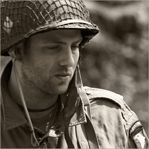 Thoughts of War by photographerjoe