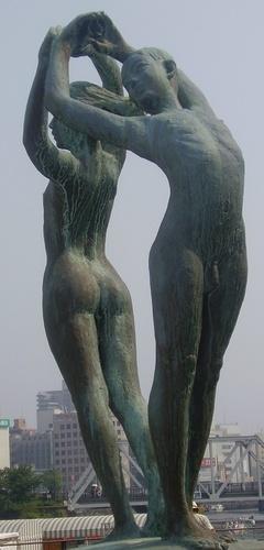 Yokohama Statue (ii) by EMMA1