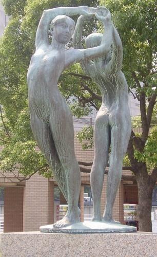 Yokohama Statue (iii) by EMMA1