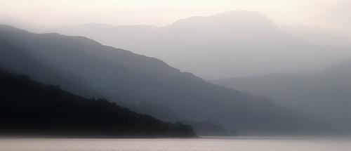 Loch Lomond by Cammy