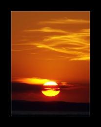 Seton Sands Sunset