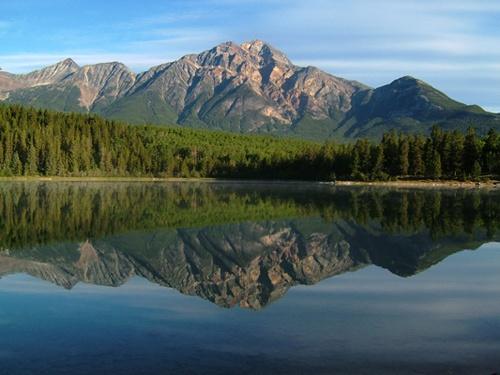 Pyramid Lake by mcbphotography