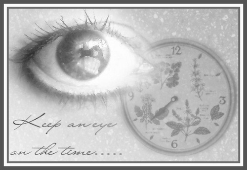 Keeping an eye on the time by KKmoments