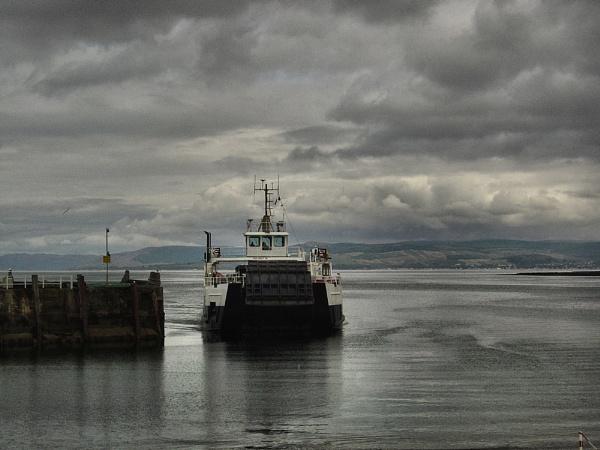 ferryman by youmightlikethis