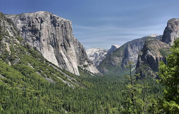 Yosemite 1 by cambirder