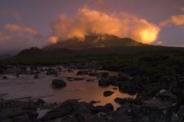 Sligachan Sunset