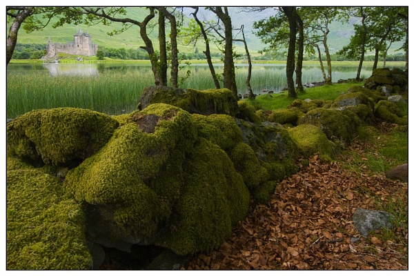 Kilchurn Castle by smourt