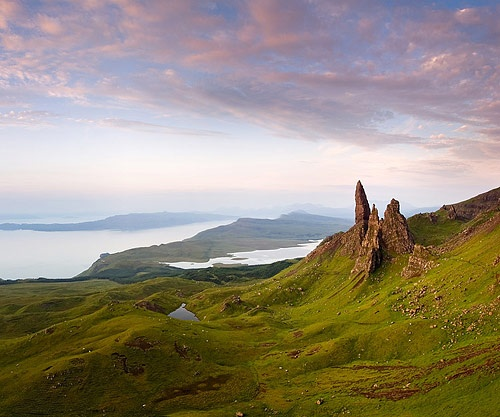The Old Man of Storr by pask