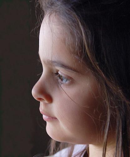 Child\'s portrait by FranciscoB