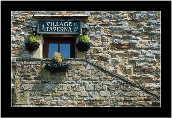 Villiage Taverna by Glynn