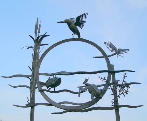 sculpture by patman