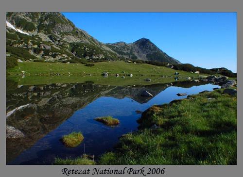 alpine landscape by mirceax