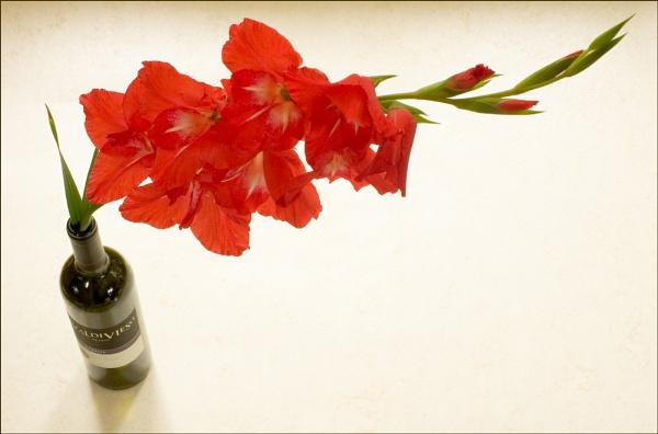 Impromptu vase by Steve Cribbin