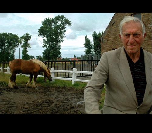 The HORSEBREEDER and IGOR by magda_indigo