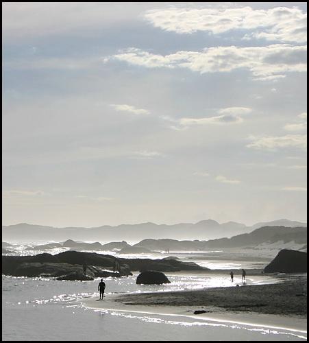Beach Walk by michellec