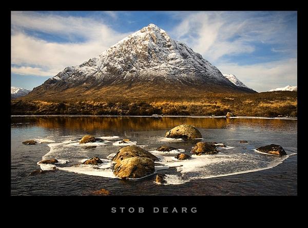Stob Dearg by highlander