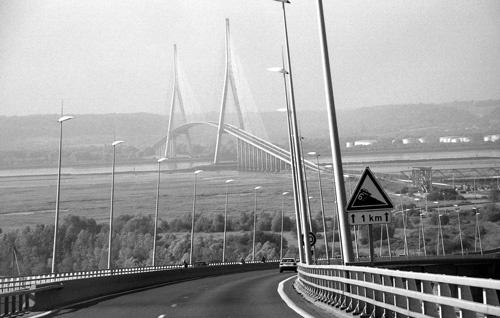 Pont de Normandie (1) by galanfor