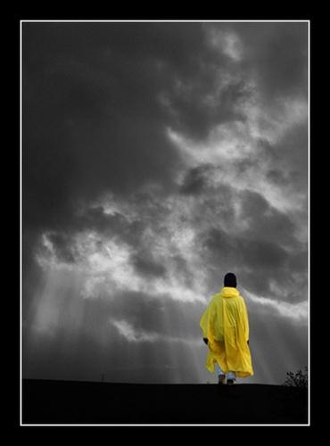 Beginning to Rain by danbrann