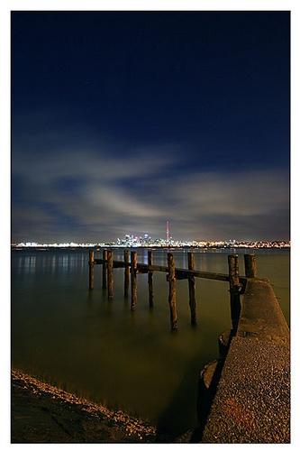 Auckland Skyline by bond