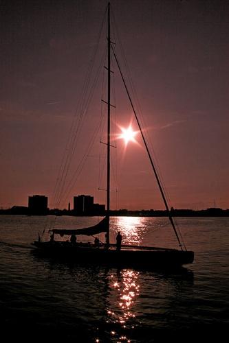 sail away by Kali