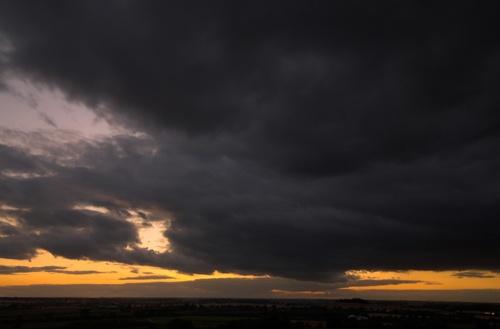 Rain Storm by NikLG