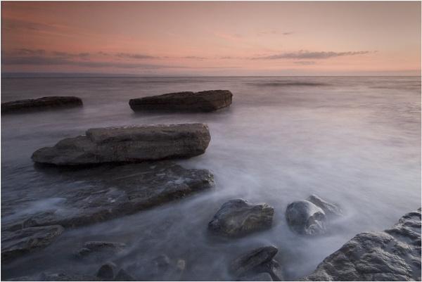 An evening at the beach (2) by lensmonkey