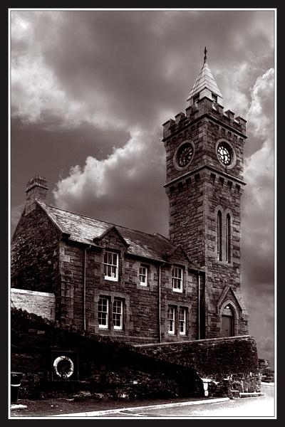 Porthleven Church by DiegoDesigns