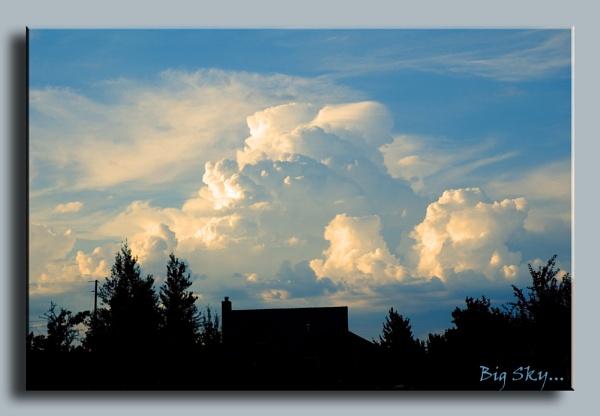 Big Sky... by RoddBC
