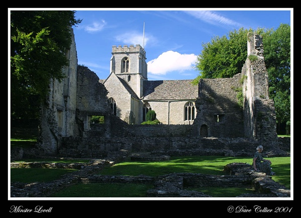 Minster Lovell Hall by Dave_Collier