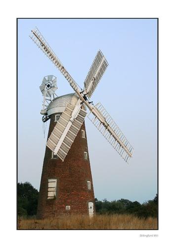 Billingford Mill by mumfie2003