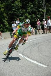 Landis at the Tour