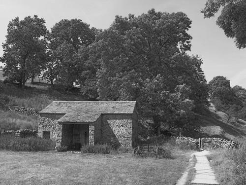 old barn by andydub471