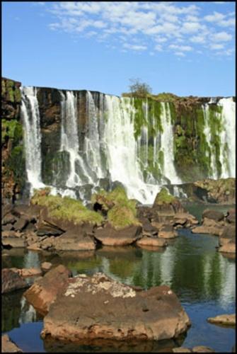 Iguacu Falls III by ryotnlpm