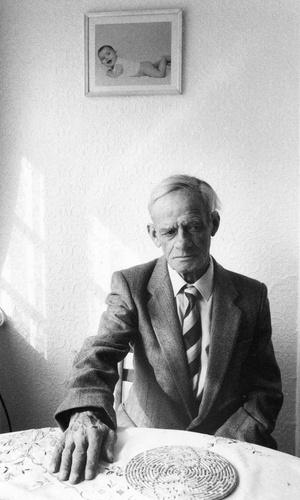Elderly Man by imagio