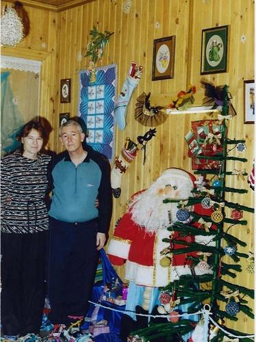 Svetlana & I in Russia by stevenage