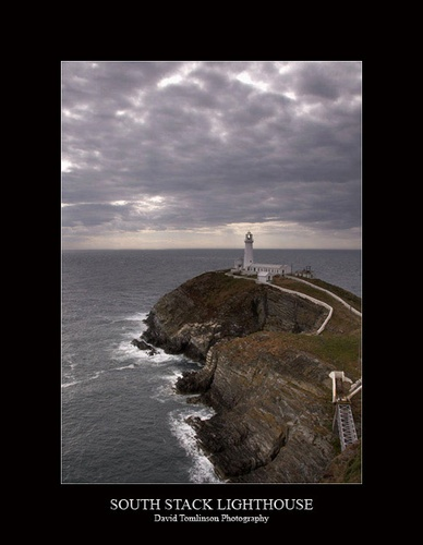 South Stack Lighthouse by dtomo68