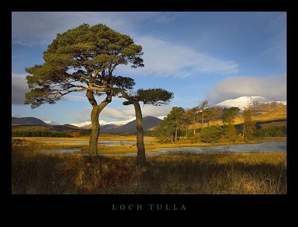 Loch Tulla by highlander