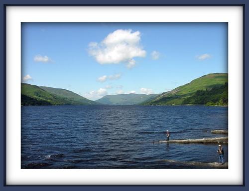 Loch Earn by grumpalot
