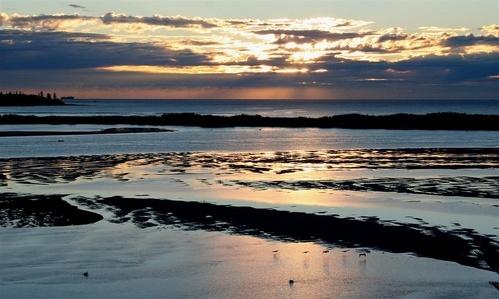 Golden Beach by delan