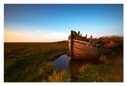 Blakeney boat