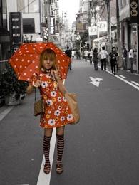 Osaka Red Girl