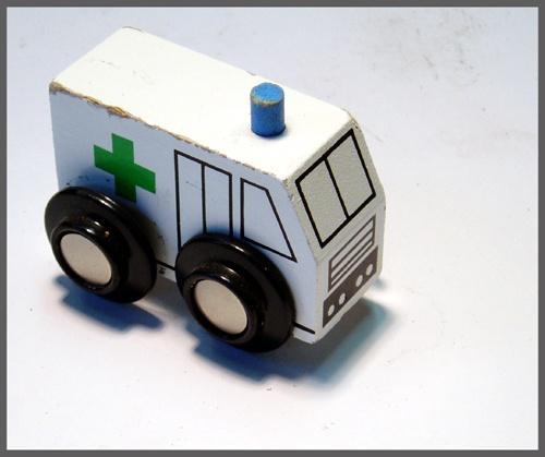NHS Trumpton by PlacidCasual