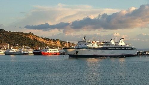 Daybreak in Zakynthos by AlanBW