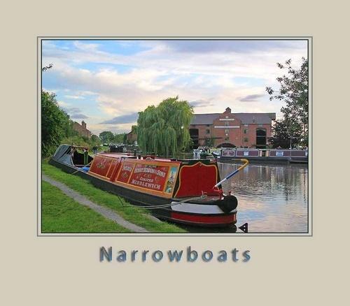 Narrowboats by AndyMurdo