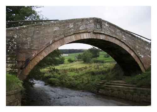 Duck Bridge, Danby by PAllitt