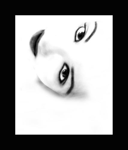 I drew U by lwis