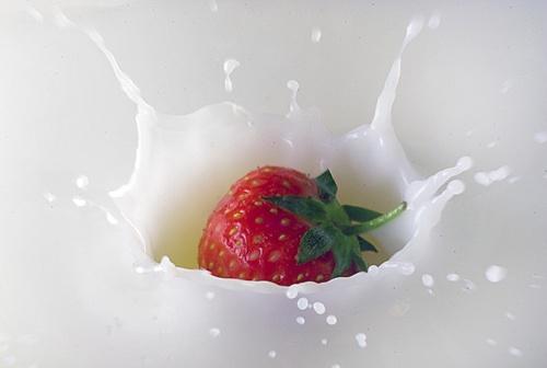 Strawberry & Cream II by afyfe