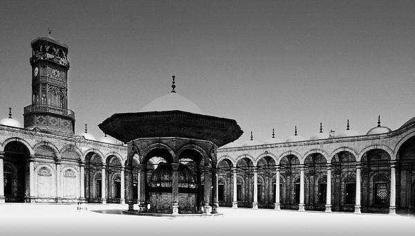 Muhammad Ali Mosque by nathanrobinson