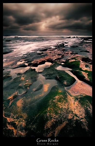 Grass Rocks #4 by tigerminx